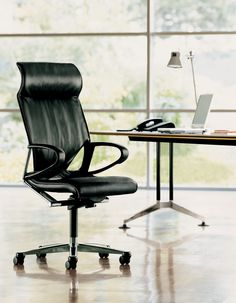 Modus Executive Chair combines excellent ergonomics with the high requirements of prestigious interiors. Modus Executive Seating focuses on excellence rather than quantity. It combines extraordinary seated comfort and the graceful aesthetics of Modus Executive Office Chairs, Swivel Office Chair, Desk Chair, Conference Chairs, Office Set, Office Furniture, Leather, Parisian, Aesthetics