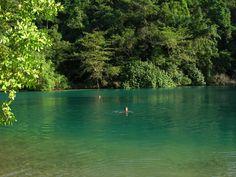 Blue Lagoon, Portland, Jamaica