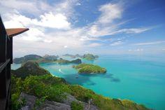 เดย์ทัวร์หมู่เกาะอ่างทอง ทะเลใน ราคาเพียงท่านละ 800 บาท รวม รถรับส่ง อาหารเที่ยง อาหารว่าง ไกด์ท้องถิ่น อุปกรณ์ดำน้ำตื้น ประกันภัยทางทะเล