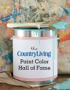 We chipped away at thousands of shades in search of the ultimate no-fail hues for every space and surface in your house. From the perfect white to a knock-your-socks-off coral, here are our top 25 favorite paint colors for your home.