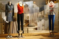 WindowsWear | Anthropologie, New York, July 2013