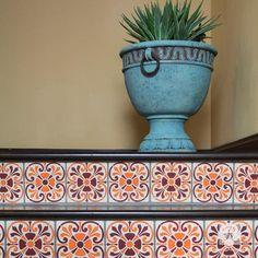 Tuscan Tile Stencils