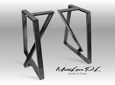 28 TEDOZ 80.20 Iron Table Legs Height 26