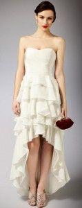 High-low Bridesmaid Dresses