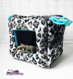 Sugar glider and rat cube by PinoyPetCuddleCup on Etsy