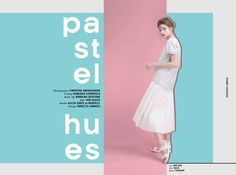 The Simplicity Issue - Pastel Hues - 1