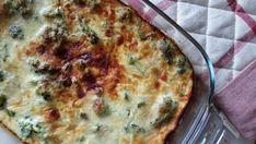 Broccoli gratinati al curry come contorno leggero e speziato per carne alla griglia