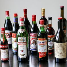 This cocktail ingredient goes way beyond Martinis and Manhattans. Everything to know about vermut.