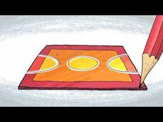 Trasformazione delle palline da tennis in superficie da gioco