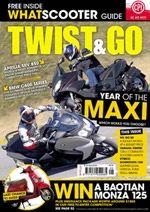 Twist & Go magazine/online version #scooter