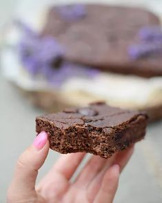 Fitness brownies - vyrobeno z fazolí, ale nikdo to nepozná! - Recepty - ŽENY S. Fitness Tips, Fitness Motivation, Baking Recipes, Healthy Recipes, Posture Exercises, Personal Fitness, Workout Accessories, Brownies, No Equipment Workout