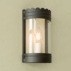 Inverlochy Wall Light Indoor Wall Lights, Glass Wall Lights, Jim Lawrence Lighting, Traditional Wall Lighting, Curved Glass, Contemporary Classic, Forged Steel, Steel Wall, Candle Sconces