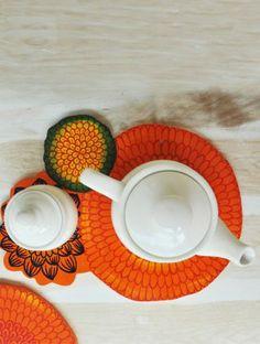 Marigold Trivet