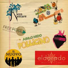 Crea insieme a noi il logo per la tua attività, gruppo musicale o associazione! A soli 49 €!