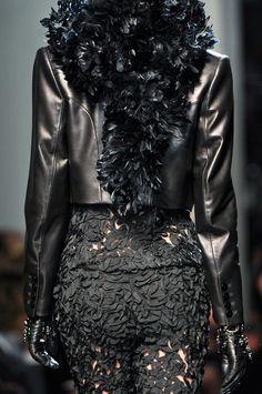 Jean Paul Gaultier....Dark High Fashion...OMG beautiful!