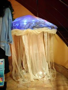 Jelly fish costume