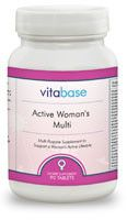 Cheap women's multivitamin with discounts on shipping. Women's multivitamin is good to supplement with your diet. All natural formula good for overall health.