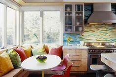 15 Stunning Kitchen Nook Designs