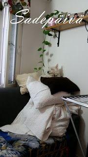 Sadepäivän pisaroita Home Decor, Decoration Home, Room Decor, Interior Decorating