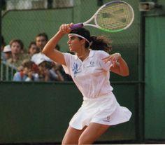 Gabriela Sabatini | #Tennis #Sports #Argentine #Gabriela #Sabatini |