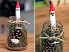 Bloesem Kids | DIY jam jar gnome terrarium @Luis Lechuga