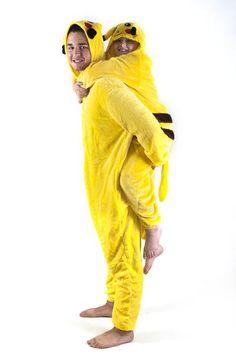 Pikachu Onesie - Onesie Warehouse