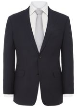 """Signature Contemporary Fit Navy Twill Jacket from """"Austin Reed"""", Grab irresistible discounts at Austin Reed using Discount & Voucher Codes."""