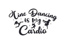 Line Dancing is My Cardio (SVG Cut file) by Creative Fabrica Crafts · Creative Fabrica Creative Flyer Design, Creative Flyers, Mom And Baby Elephant, Marketing Flyers, Free Svg Cut Files, Symbol Logo, Svg Cuts, Design Crafts, Cricut Design