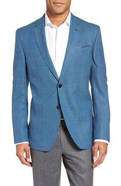 498b75cc3e72 Ted Baker London Ted Baker London Trenton Trim Fit Wool Blazer available at   Nordstrom