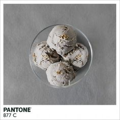 by Alison Anselot, from the Pantone Food series