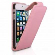 Capa iPhone 5 Klam Flip - Rosa  5,99 €