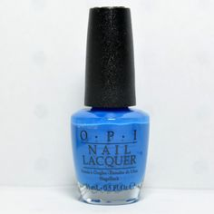 OPI Nail Polish Lacquer super trop-i-cal-i-figi-istic NLF87. Contain no DBP, toluene, or formaldehyde Includes OPI's exclusive pro-wide brush for the ultimate in application Lots of shine and seal to protect your nails and give them fabulous color
