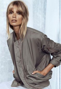 Filippa K Spring 2013 Julia Stegner photographed by Lachlan Bailey. Photos courtesy of Filippa K View Thumbnails / S E A