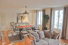 Wonderful Parisian two-bedroom apartment at Avenue Bosquet | 7th district