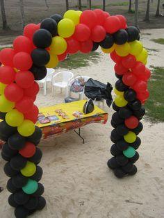 Decoraciones tema - Deco Globos y Fiesta EVENTOS