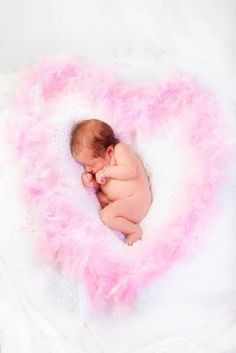 Baby Photography Hearts and Love
