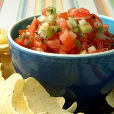 Bean and Corn Salsa - Meals That Won't Kill Your Cholesterol - Health.com