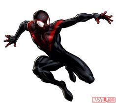 Ultimate Comics Spider-Man(Infiltrator)
