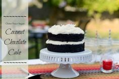 Gluten Free – Vegan Coconut Chocolate Cake http://sulia.com/my_thoughts/ac0b519a984a688b7d2f9007d28b6e7f/?source=pin&action=share&ux=mono&btn=big&form_factor=desktop&sharer_id=0&is_sharer_author=false