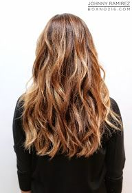 Red/blond colour