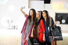 Nisha By Nishat Linen Winter Dresses Fall Collection for Women 2014-2015