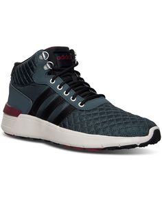 ed2932a257fa adidas Men s Neo Lite Racer Mid Casual Sneakers from Finish Line Adidas Men
