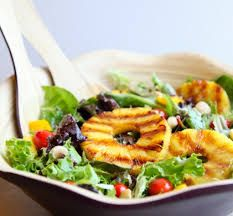 Resultado de imagen para ensaladas con anana