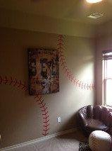 In Vino Veritas Latin Quote Vinyl Wall Lettering Vinyl Wall - Vinyl vinyl wall decals baseball