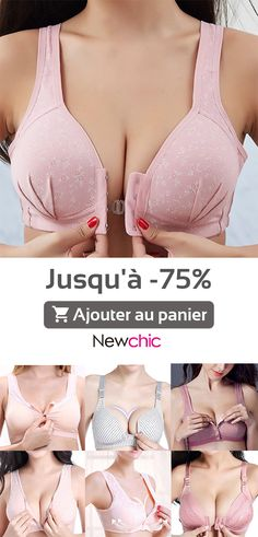 Where to buy panties online? Wireless front closure bra, see-through panties, silk seamless panties, front closure nursing bra are on hot sale on Newchic. Come and pick up your style. Pearl Underwear, Jolie Lingerie, Bra Shop, New Chic, Mode Style, Just For You, Cute Outfits, Fashion Outfits, Clothes For Women