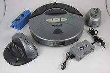 iRobot Roomba Robotic Vacuum Cleaner Virtual Wall Battery Fast Charger Base Dock