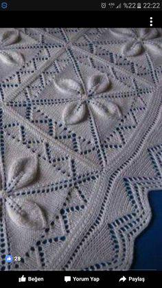 Lace Knitting Patterns Knitting Stitches Knitting Videos Baby Knitting Shawl Patterns Knit Or Crochet Crochet Quilt Crochet Baby Knitted Afghans Baby Knitting Patterns, Shawl Patterns, Crochet Stitches Patterns, Lace Knitting, Knitting Stitches, Knitted Afghans, Knitted Blankets, Crochet Quilt, Knit Or Crochet