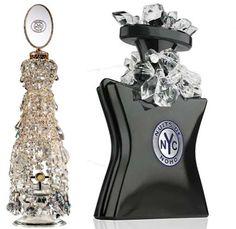Crystallized Fragrance Bottles - Bond No.9 Crystallized Chandelier Edition Shouts 'Tis the Season!'