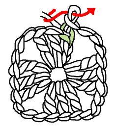 The Humble Granny Square | Renate Kirkpatrick's Freeform Crochet~Knit~Fibre Designs