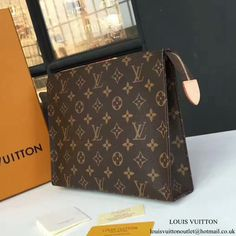 106b216dcdbb Louis Vuitton M47542 Toiletry Pouch 26 Monogram Canvas